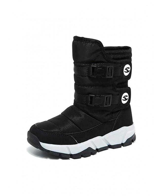 Boots Girls Winter Waterproof Outdoor