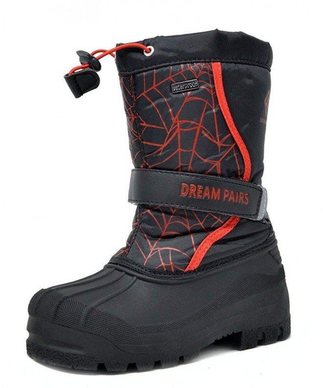 DREAM PAIRS Toddler Little Waterproof