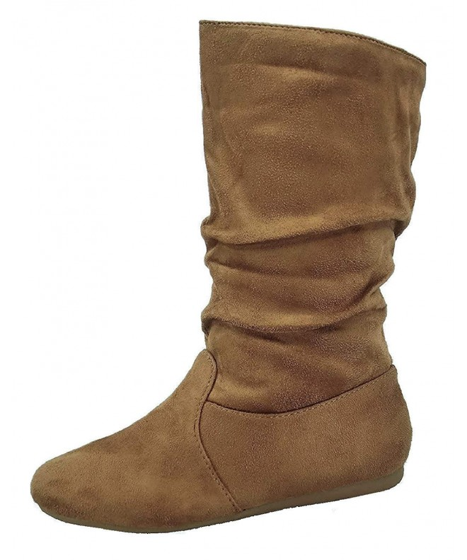 suede boots girls