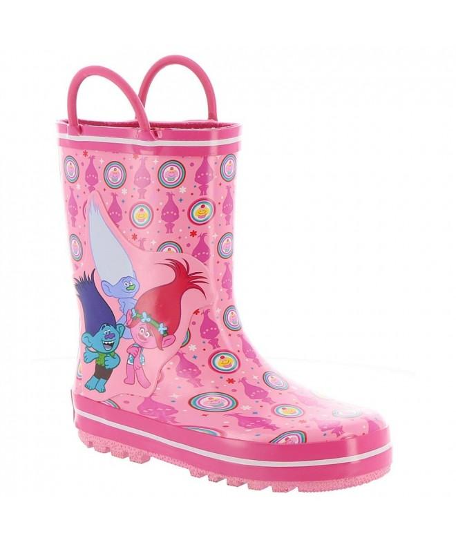 Trolls Rainboot TLF500 Girls Toddler