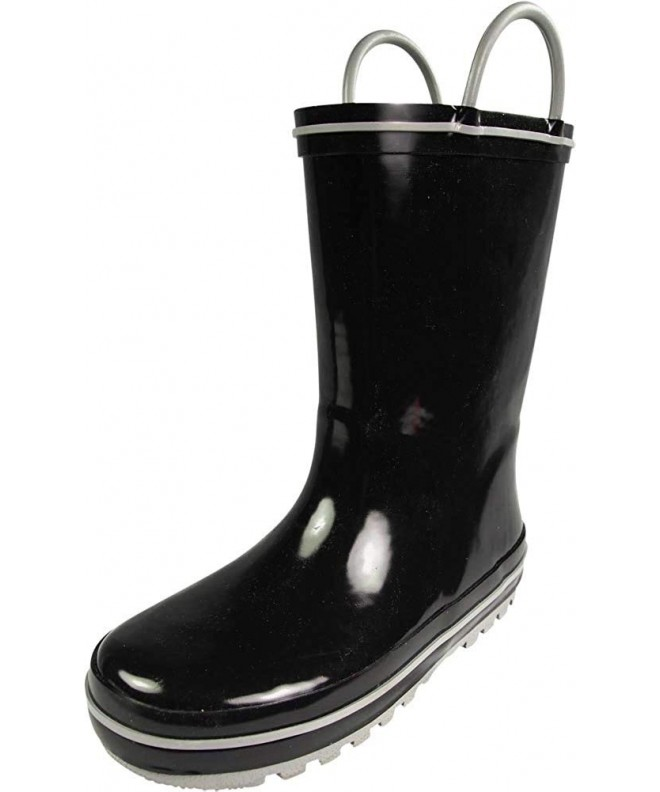 NORTY Waterproof Rubber Rain Boots