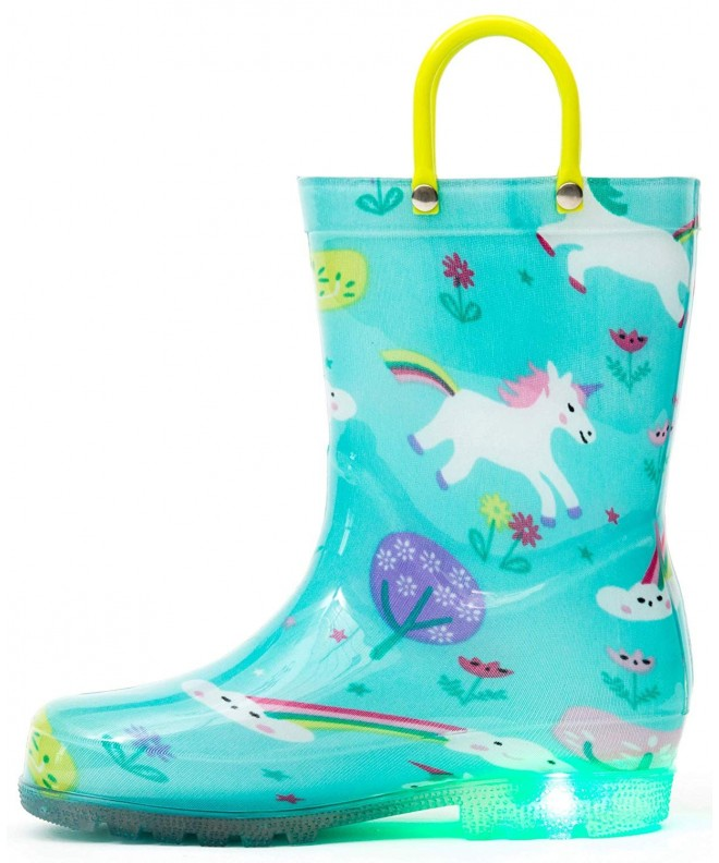 Outee Toddler Girls Printed Light