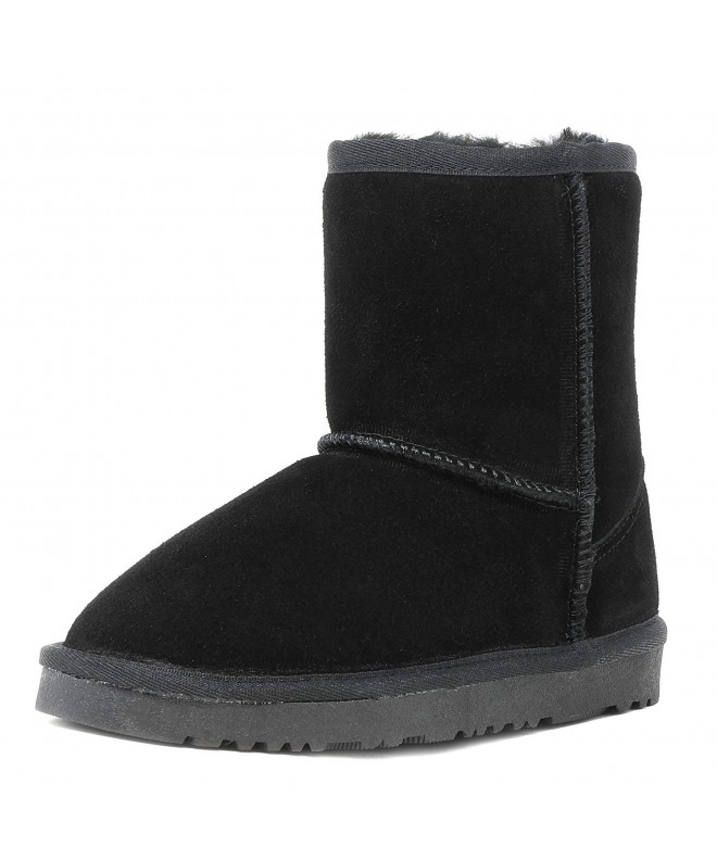DREAM PAIRS Toddler Shorty k Sheepskin