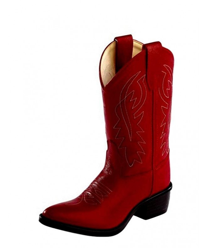 Old West Kids Boots Western