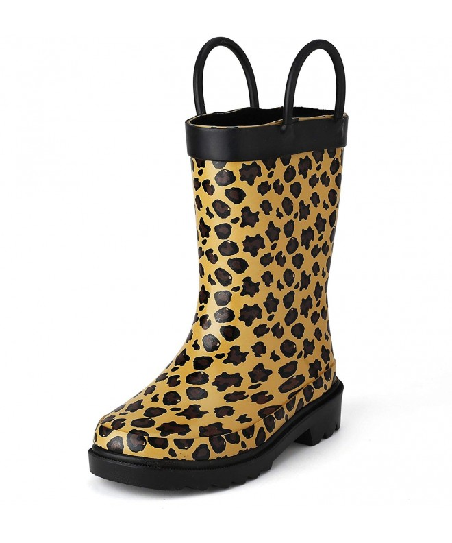 Puddle Play Leopard Toddler Little