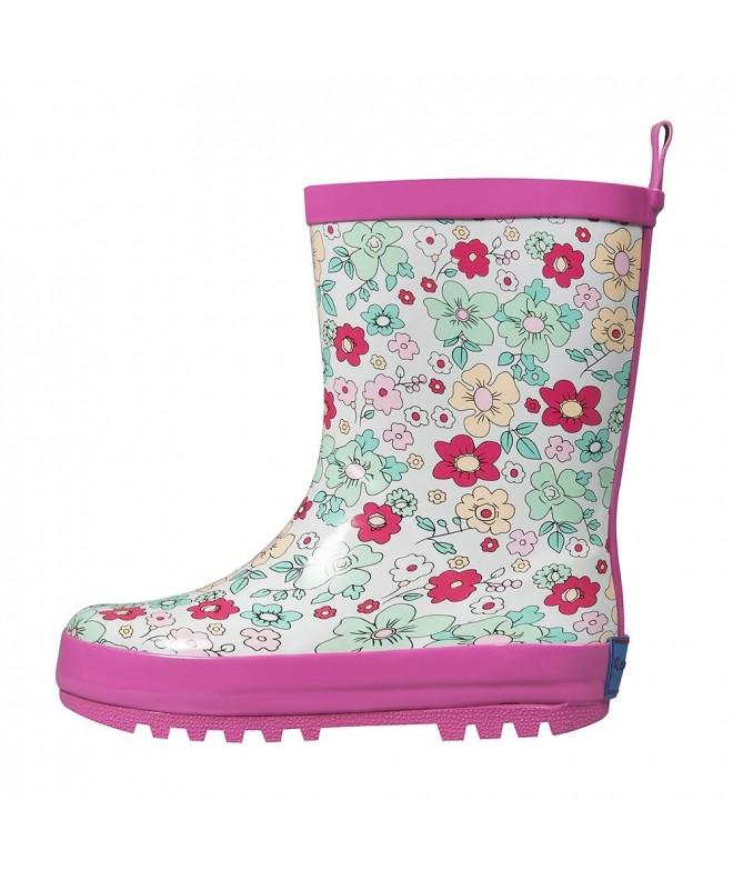 RanyZany Summer Fresh Floral Boots