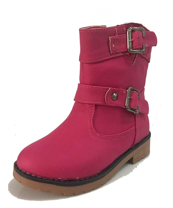 SMI Toddler Bootsw Buckle Lining