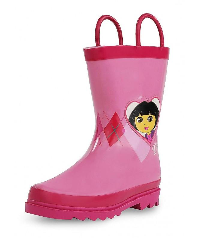 Nickelodeon Explorer Character Printed Waterproof