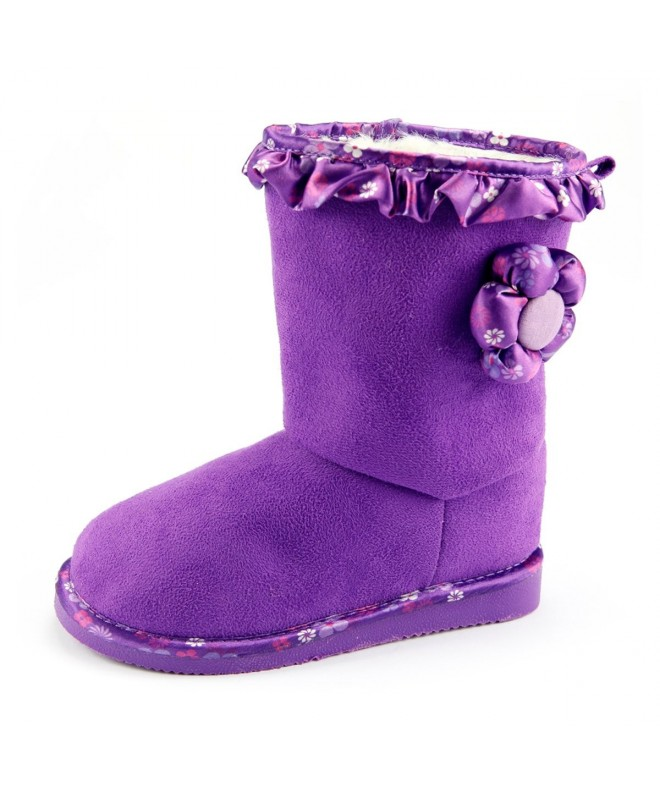 The Doll Maker Shearling Boot
