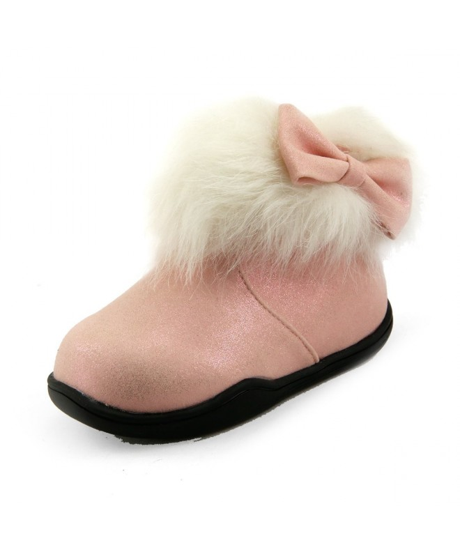 Doll Maker Furry Ankle Boot