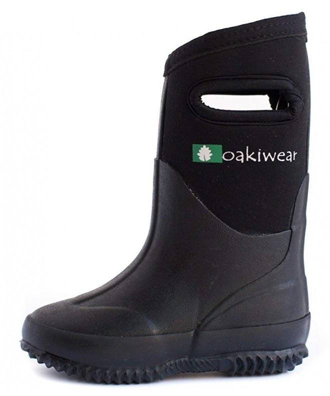 OAKI Kids Neoprene Rain Boots