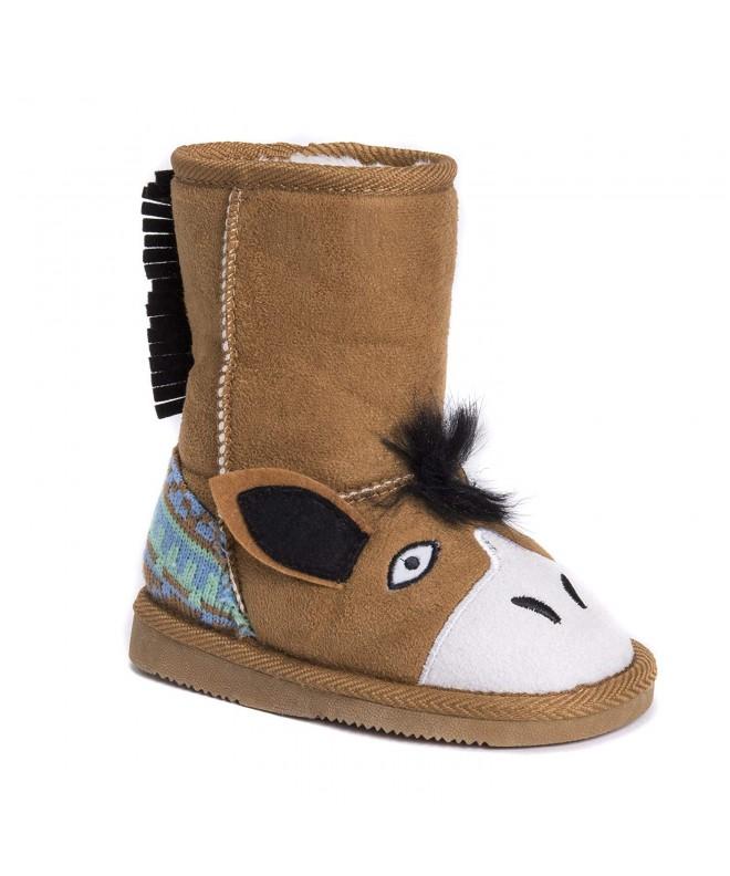 MUK LUKS Scout Horse Fashion