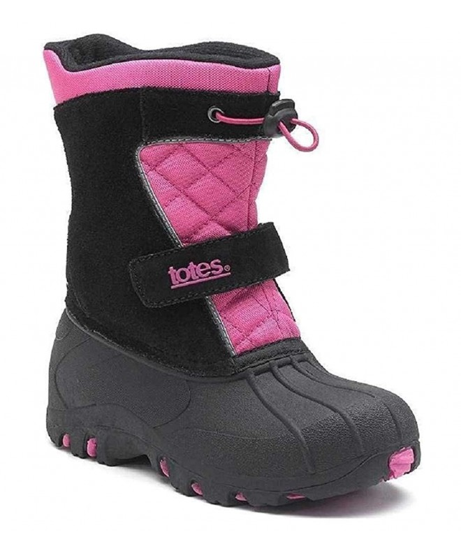 Totes Girls Winter Boots Jillian