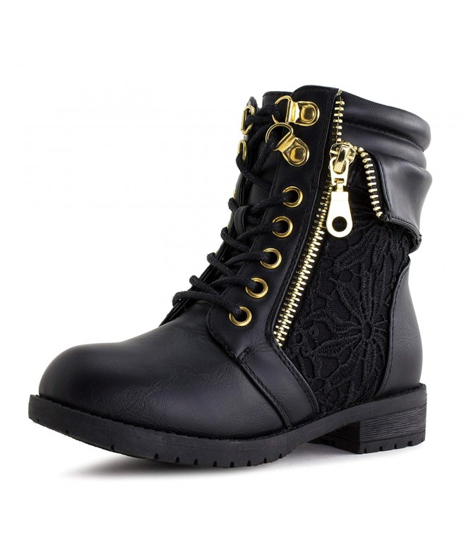 Girls Ankle Boots Toddler Little