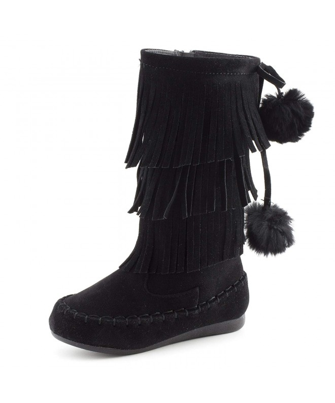 Link Toddler Layers Fringe Boots