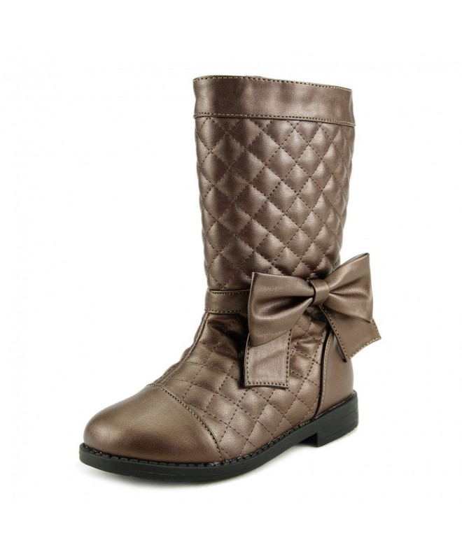Doll Maker Quilted Tall Boot