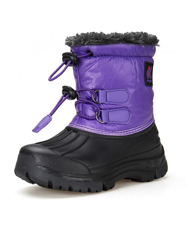 DREAM KIDS Outdoor Waterproof Winter Boots