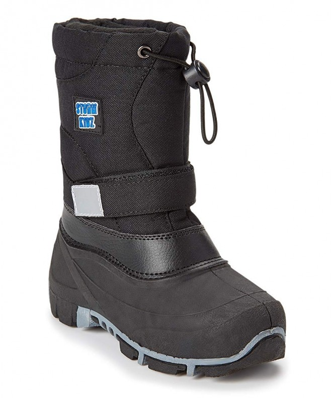 Unisex Waterproof Snow Boots Insulate