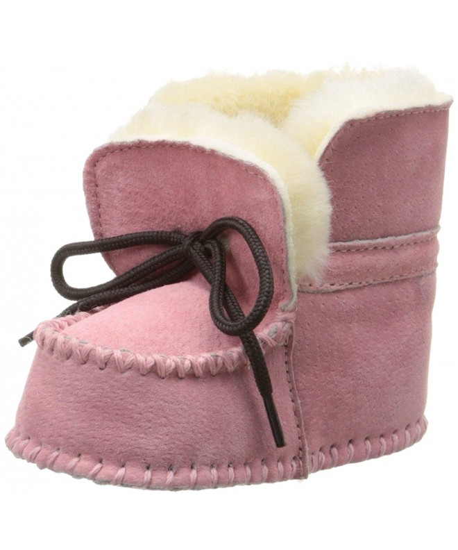 Lamo Baby Wool Lined Moccasin