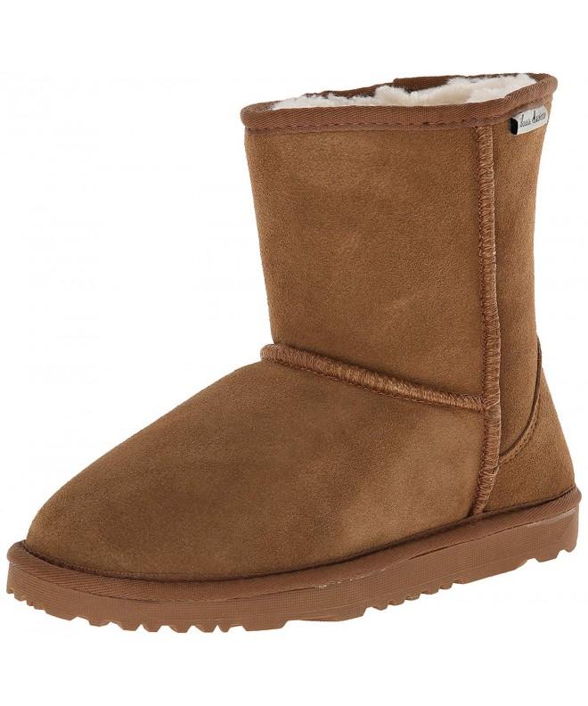 003518ffa1e81 Little Boys Girls Raina Non-Slip EVA Rain Boots - Peach - C1189T3Q87O