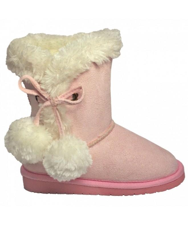 DAWGS Girls Side Tie Boots