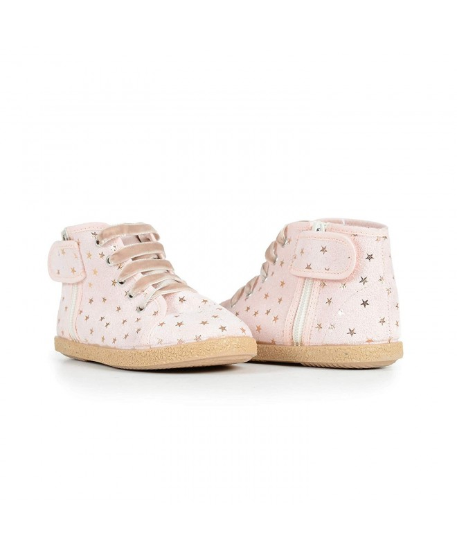ChildrenChic Unisex MacAlister Lace up Booties