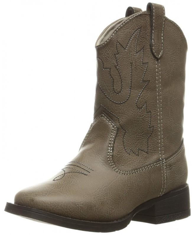 Baby Deer Western Square Boot