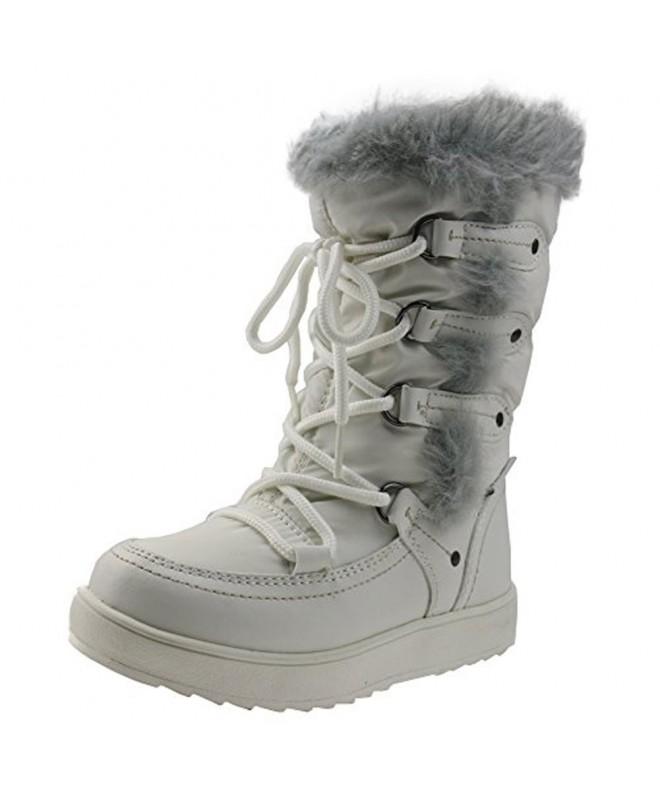 Orgrimmar Girls Warm Waterproof Boots