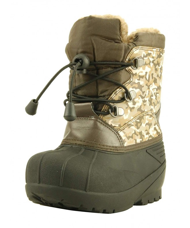 Doll Maker Camouflage Snoot Boot