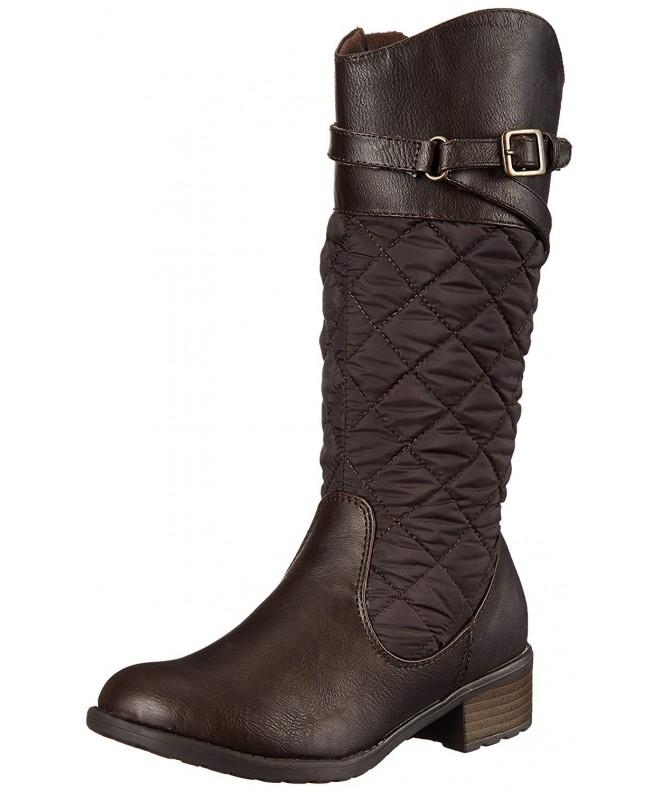 Rachel Shoes Flagstaff Quilted Boot K