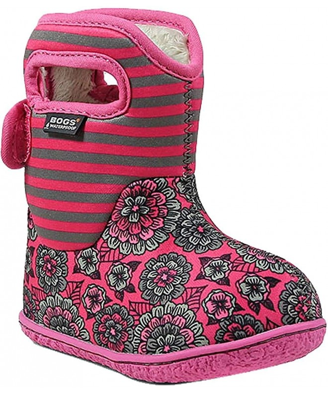 Bogs Girls Pansy Stripe Toddler
