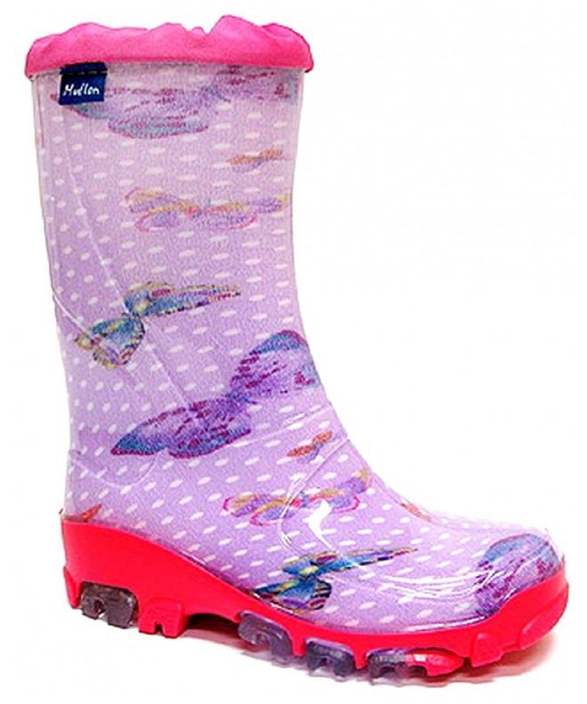 Gordano Girls Wellington Boots Wellies