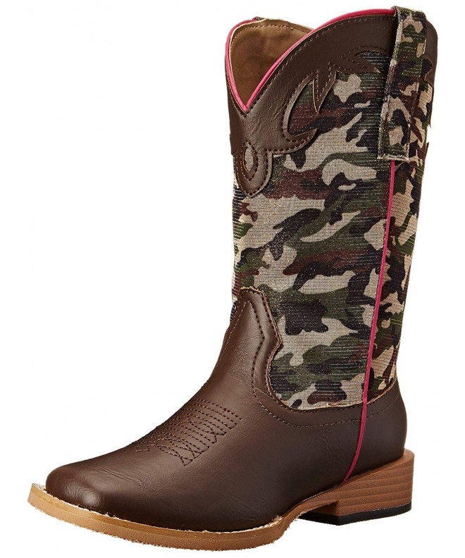 Roper Camo Cowgirl Square Toddler