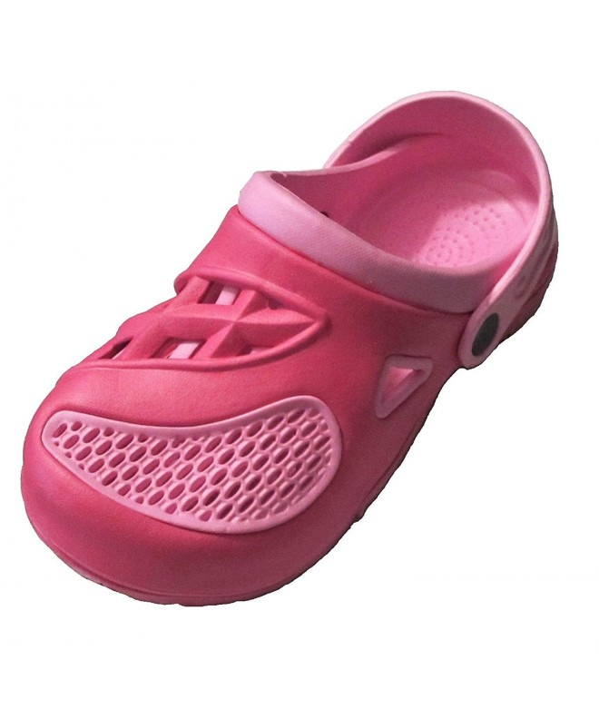 LIFEGUARD Girls Terrain Clogs Anti Slip
