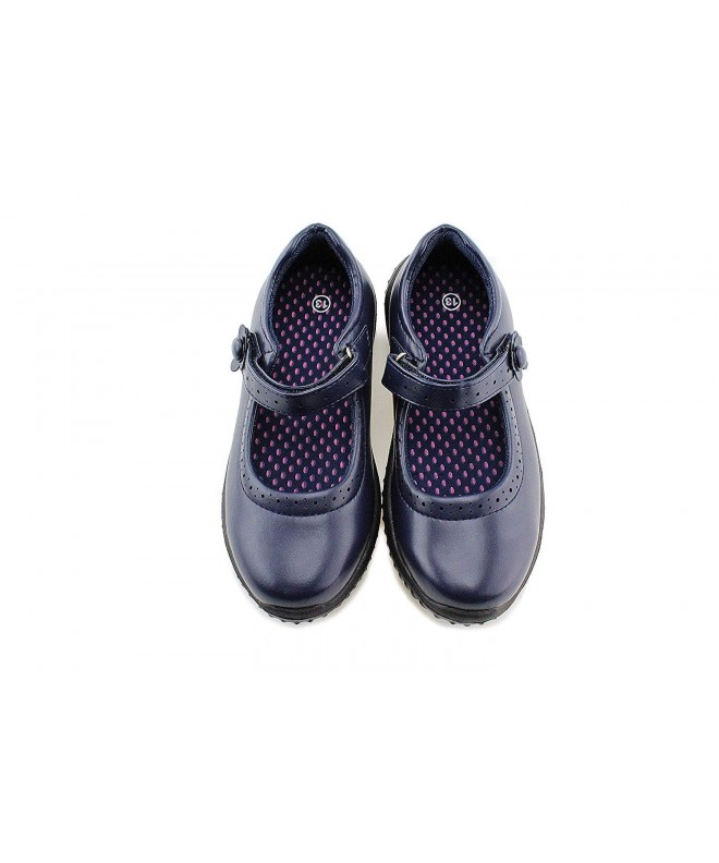 Jabasic Girls School Uniform Shoes