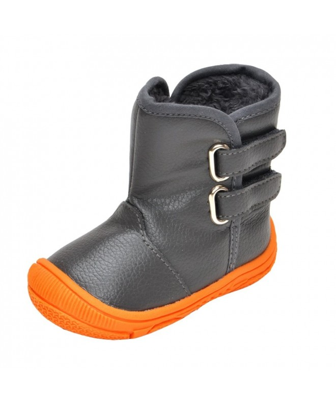 Toddler Gilrs Rubber Winter Boots