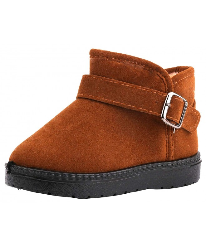 LONSOEN Pull Winter Ankle Toddler