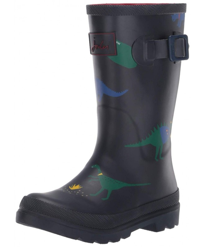 Joules Kids Boys Welly Rain