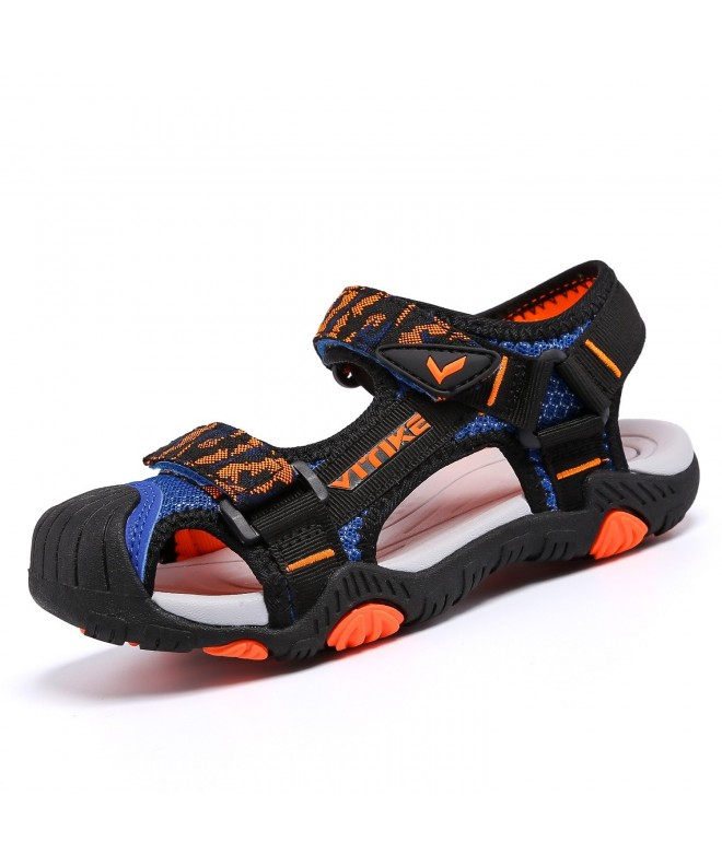 Littleplum Outdoor Closed Toe Sandals Breathable