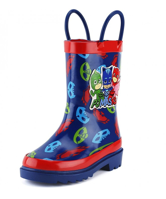Little Character Printed Waterproof Toddler