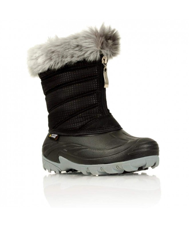 Absolute Canada Childrens Furpuff Boot