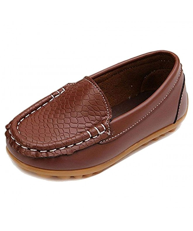 Toddler Synthetic Leather Loafers Little
