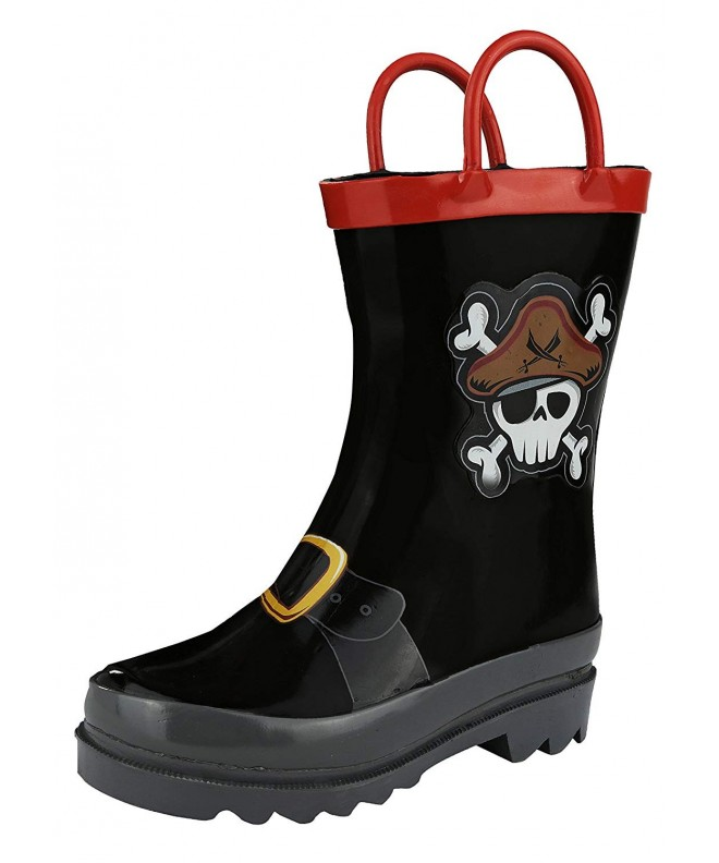 Pirate Printed Waterproof Easy Rubber