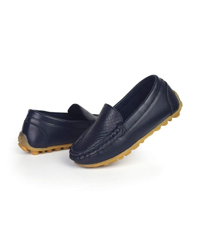 Sakuracan Toddler Leather Loafers Little