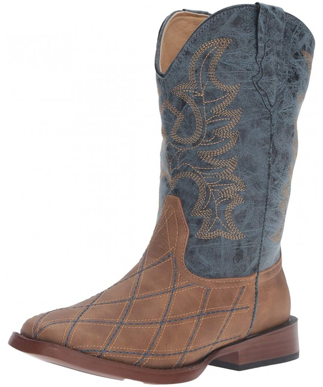 Roper Kids Cross Cut Western