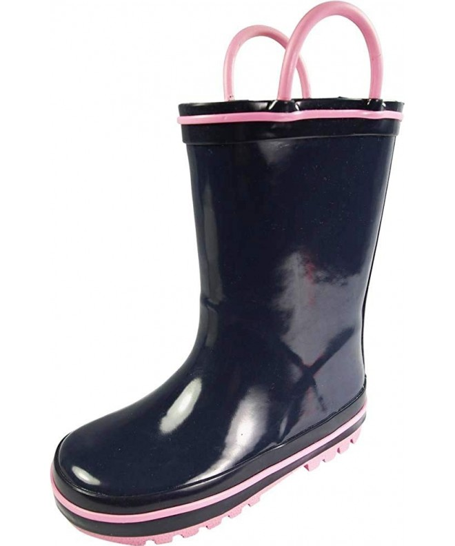 NORTY Waterproof Rubber Boots Girls