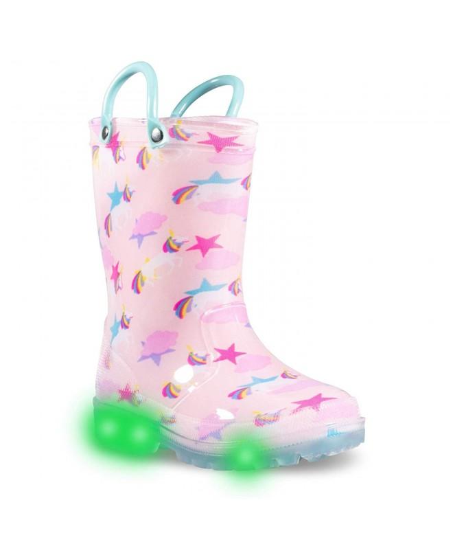 Children's Light Up Rain Boots for