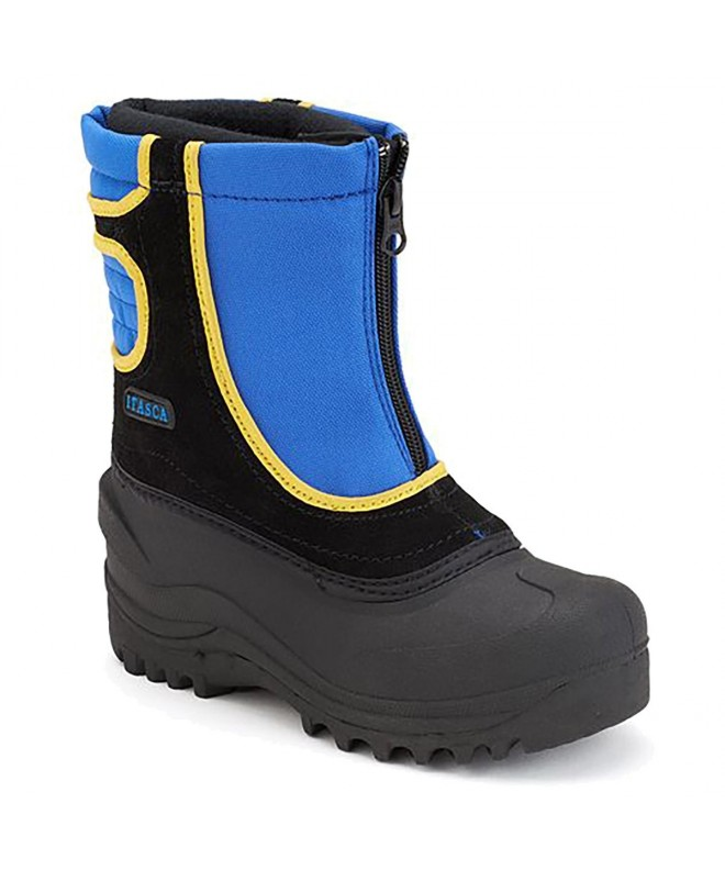 Itasca Reflective Stomper Winter Boots