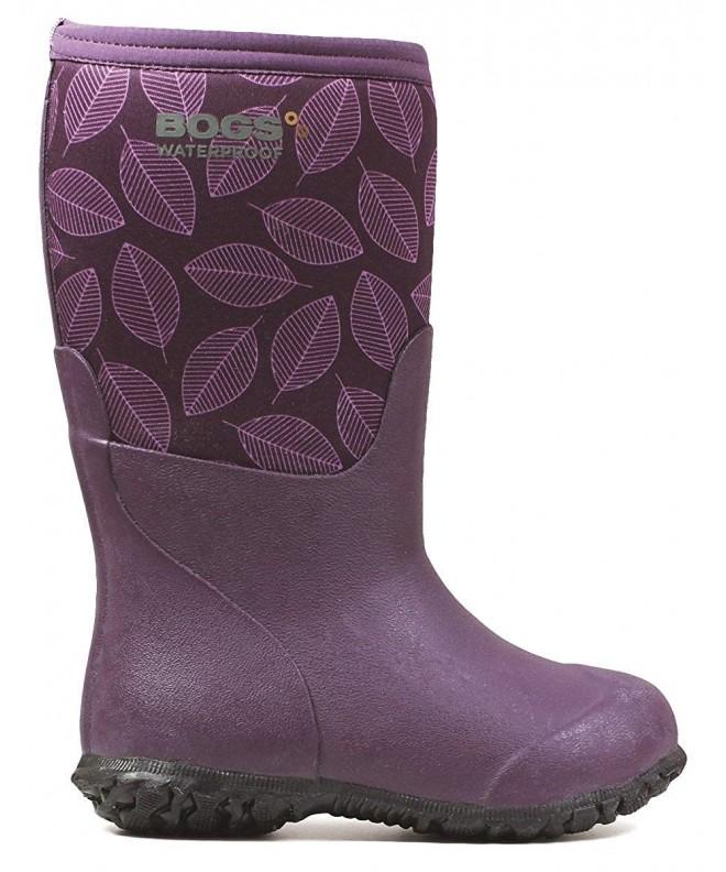 Bogs Kids Range Leafy Boot