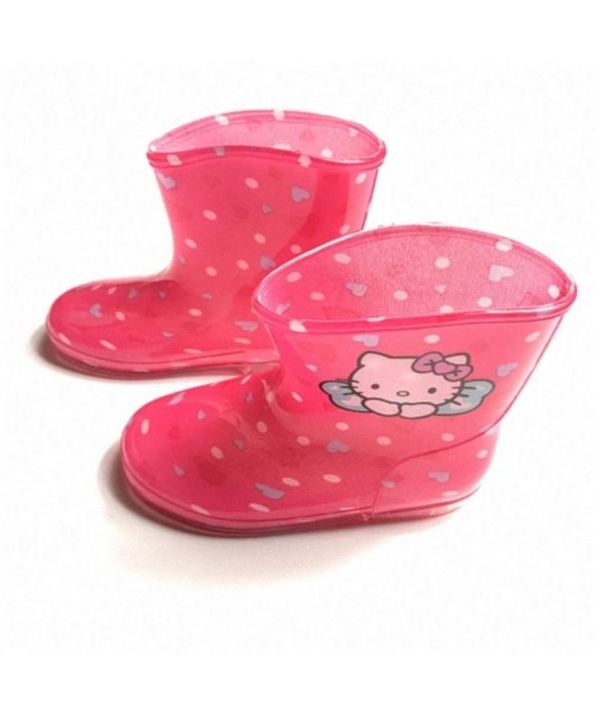 Hello Kitty Boots Waterproof Rubber
